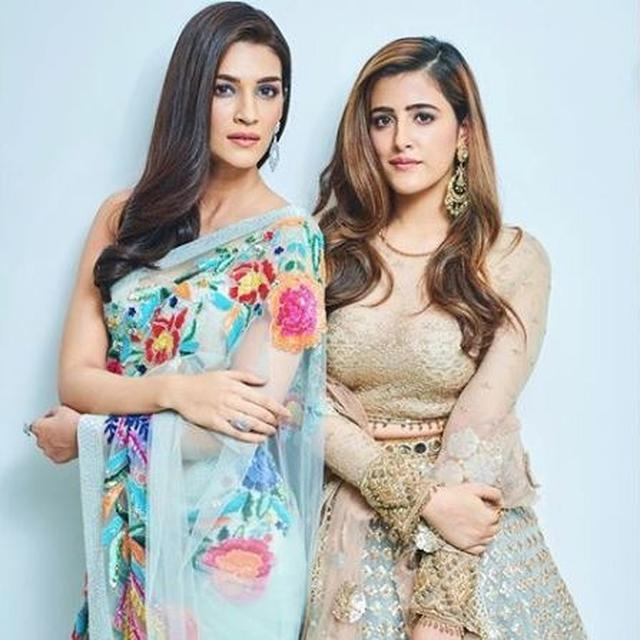 KRITI SANON'S BIRTHDAY WISH TO SISTER NUPUR SANON WILL DEFINITELY REMIND YOU OF YOUR ELDER SIBLING