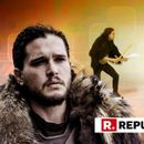 WATCH: GAME OF THRONES ACTOR KIT HARRINGTON ENCOUNTERS  A DRAGON THAT CANNOT BE TAMED!