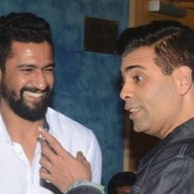 KARAN JOHAR PUTS VICKY KAUSHAL IN A SPOT ON HIS RELATIONSHIP STATUS; HERE'S WHAT THE ACTOR REPLIED