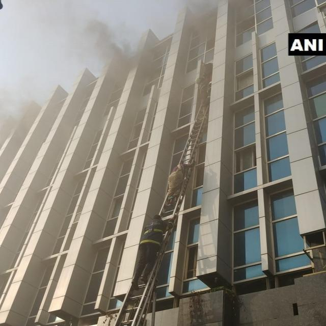 MULTIPLE DEAD, OVER A HUNDRED INJURED IN FIRE AT MUMBAI'S KAMGAR HOSPITAL: LIVE UPDATES