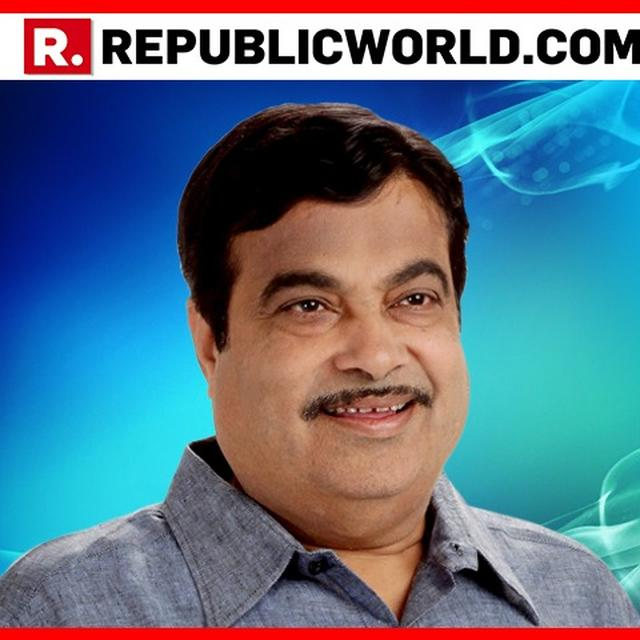 """WATCH: """"THE ALLIANCE OF THE WEAK IS CALLED MAHAGATHBANDHAN,"""" SAID NITIN GADKARI ON OPPOSITION, AT THE REPUBLIC SUMMIT"""