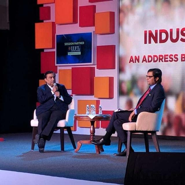 WATCH: MUKESH AMBANI ON THE 4TH INDUSTRIAL REVOLUTION