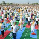MAKE YOGA REGULAR ACTIVITY IN SCHOOLS: NITI AAYOG