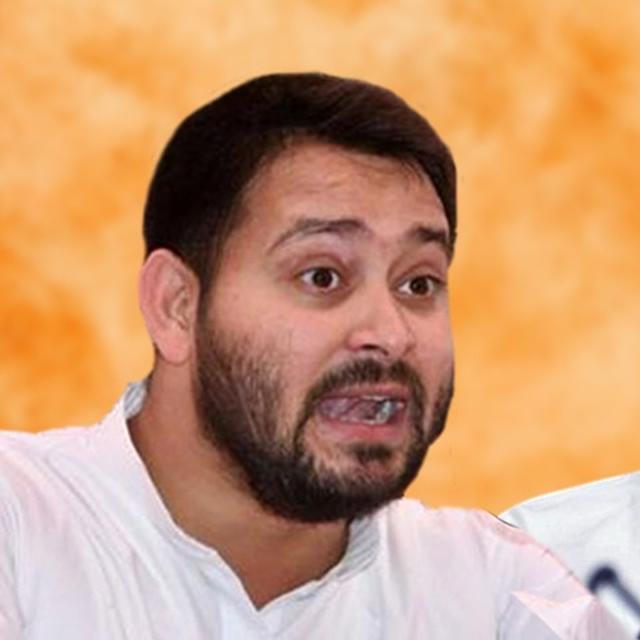 तेजस्वी यादव ने नीतीश कुमार के खिलाफ उगला ज़हर, ''बिहार में आतंक का राज, राक्षस राज है''