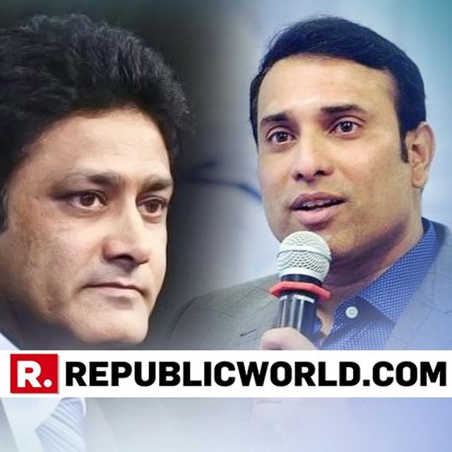 LAXMAN EXPRESSES VIEWS ON KOHLI-KUMBLE CONTROVERSY