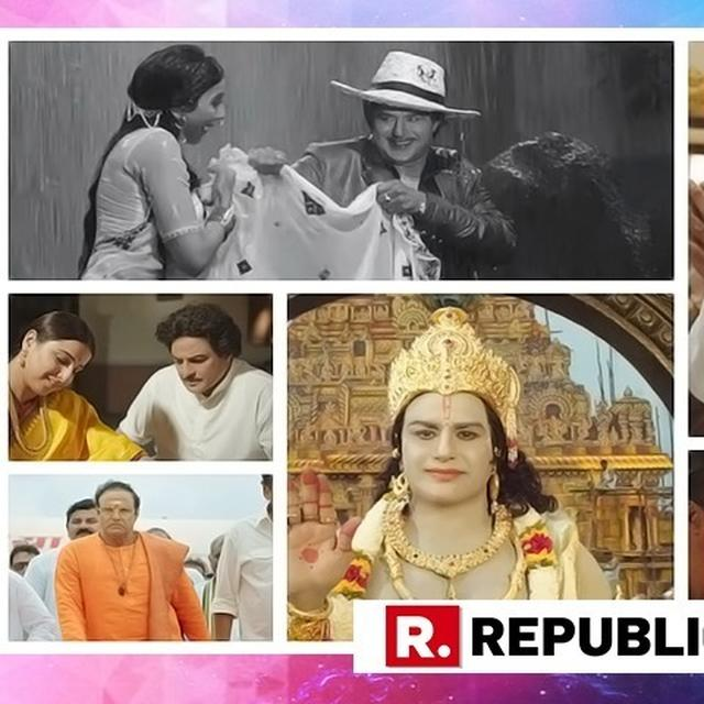 NTR KATHANAYAKUDU TRAILER: BALAKRISHNA BRILLIANTLY STEPS INTO HIS FATHER'S SHOES, VIDYA BALAN MAKES TELUGU DEBUT AS HIS WIFE