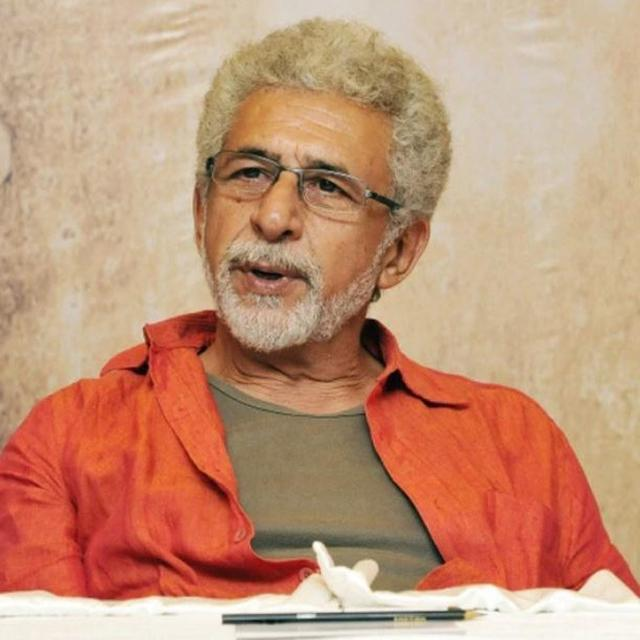 NASEERUDDIN SHAH'S AJMER EVENT CANCELLED AMID PROTESTS