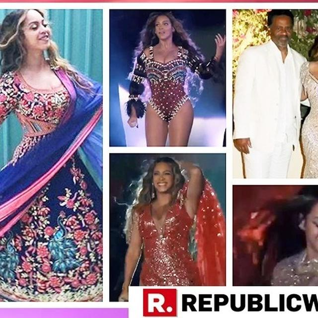 WATCH | BEYONCE IS YET TO GET OVER HER EXPERIENCE IN INDIA FOR ISHA AMBANI'S SANGEET, SHARES THE BEST MOMENTS OF HER TRIP