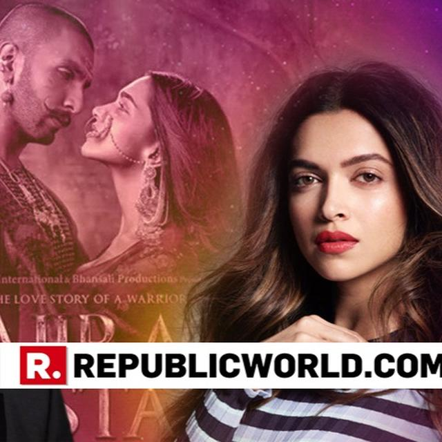 DEEPIKA PADUKONE RESPONDS TO ELON MUSK'S TWEET ON 'BAJIRAO MASTANI'