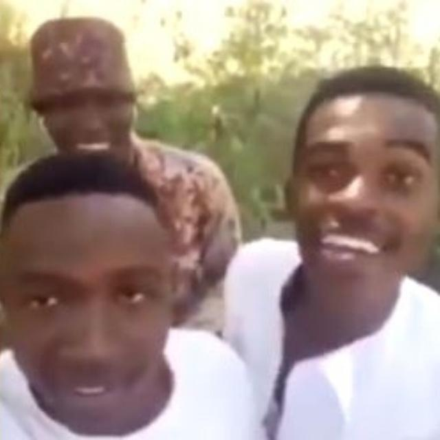 THIS VIDEO OF NIGERIANS RECREATING SHAH RUKH KHAN'S 'KAL HO NAA HO' SONG IS BREAKING THE INTERNET