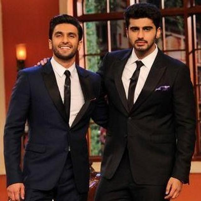 'BABA'S BECOME TOO BUSY FOR ME': RANVEER SINGH MISSES HIS 'GUNDAY' CO-STAR ARJUN KAPOOR
