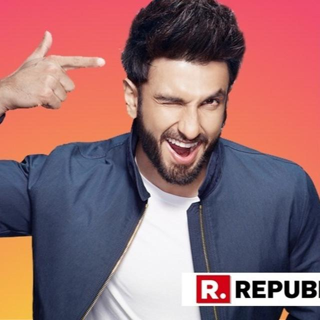DID RANVEER SINGH JUST DROP A MAJOR HINT ABOUT STARRING IN AN 'ANDAZ APNA APNA' REMAKE?