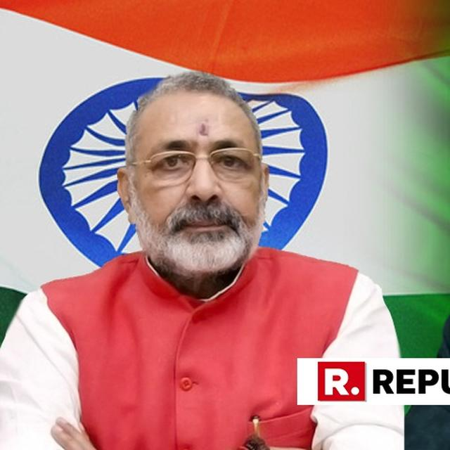 UNION MINISTER SHANDILYA GIRIRAJ SLAMS PAK PM IMRAN KHAN FOR HIS COMMENTS AGAINST MODI GOVT