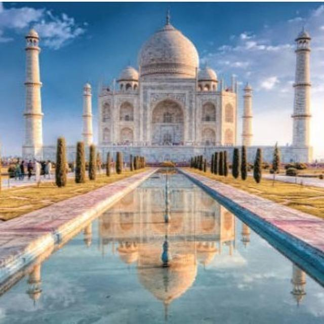 COLOUR OF TAJ MAHAL APPEARS TO HAVE CHANGED: GOVERNMENT QUOTING ASI IN LOK SABHA