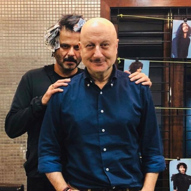 FROM HIPSTER TO CLASSY LOOKS, ANIL KAPOOR'S PARTNER-IN-CRIME ANUPAM KHER EXTENDS WARM BIRTHDAY WISHES TO THE ACTOR
