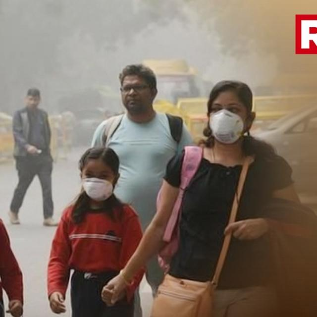 AFTER DELHI APPROACHES WORST EVER AIR QUALITY, CPCB RECOMMENDS INDUSTRIES, CONSTRUCTION ACTIVITIES TO BE SHUT DOWN FOR TWO DAYS