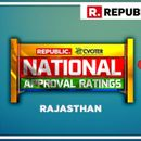 NATIONAL APPROVAL RATINGS: IN RAJASTHAN, DESPITE CONGRESS WIN AT STATE LEVEL, NDA PROJECTED TO BE ON UPSWING IN 2019