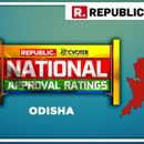 NATIONAL APPROVAL RATINGS: BJP PROJECTED TO WIN COMFORTABLY IN ODISHA