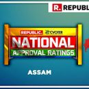 NATIONAL APPROVAL RATINGS: IN ASSAM, NDA PROJECTED TO BE ON UPSWING AS UPA FALLS BACK