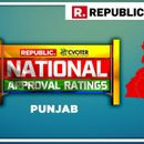 NATIONAL APPROVAL RATINGS: PUNJAB PROJECTED TO ROUT CONGRESS
