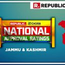 NATIONAL APPROVAL RATING: IN JAMMU AND KASHMIR, UPA PROJECTED TO GAIN IN COMPARISON TO NONE IN 2014; NDA AND PDP LAG BEHIND