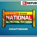 NATIONAL APPROVAL RATINGS: IN CHHATTISGARH, BIG GAIN PROJECTED FOR UPA EDGING IT AHEAD OF NDA