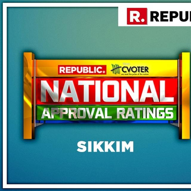 NATIONAL APPROVAL RATINGS: NDA TO GAIN THE SOLE SEAT IN SIKKIM