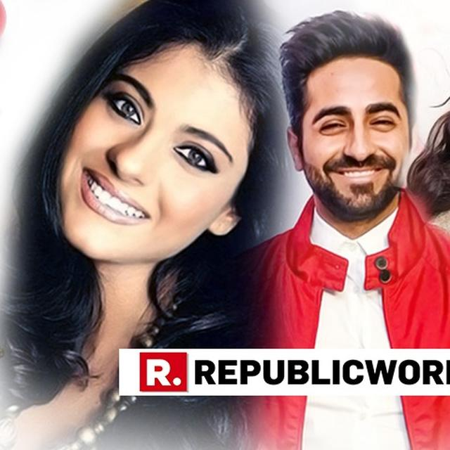 KAJOL, AYUSHMAAN KHURRANA AMONG OTHERS SPREAD LOVE-FILLED CHRISTMAS CHEER TO THEIR FANS