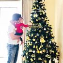 IN PICTURES: ASIN SHARES ADORABLE PICTURES OF DAUGHTER ARIN SHARMA AND HUSBAND RAHUL ENJOYING CHRISTMAS