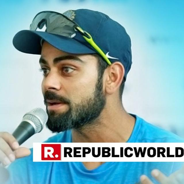 I DON'T NEED TO CARRY BANNER FOR PEOPLE TO KNOW WHO I AM: KOHLI ON HIS IMAGE