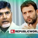 ANDHRA PRADESH CONGRESS DOESN'T WANT TO ALLY WITH TDP FOR 2019