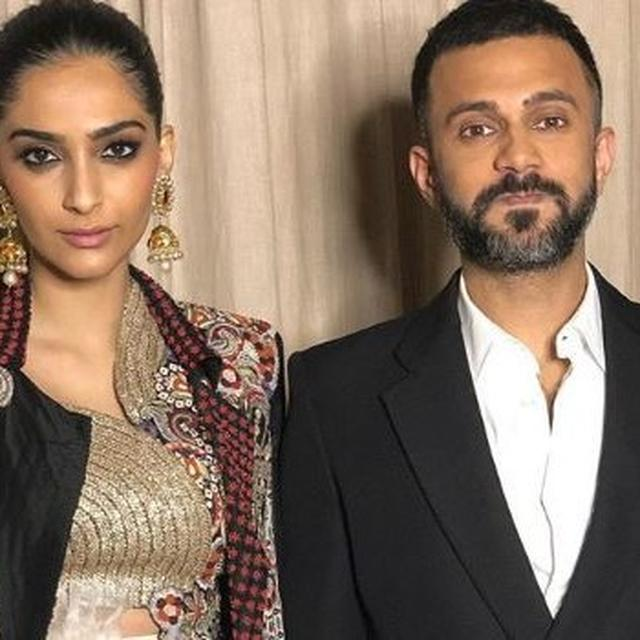 SONAM KAPOOR-ANAND AHUJA HAVE THEIR UNIQUE TAKE ON THE 'EXPECTATION VERSUS REALITY' TERM