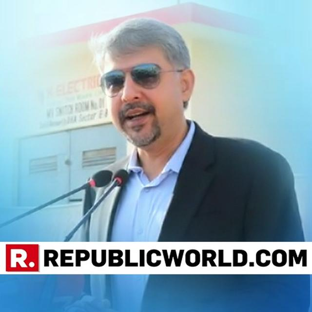 SENIOR PAKISTAN POLITICIAN SYED ALI RAZA ABIDI WHO WAS A STAUNCH CRITIC OF PAK PM IMRAN KHAN SHOT DEAD IN KARACHI
