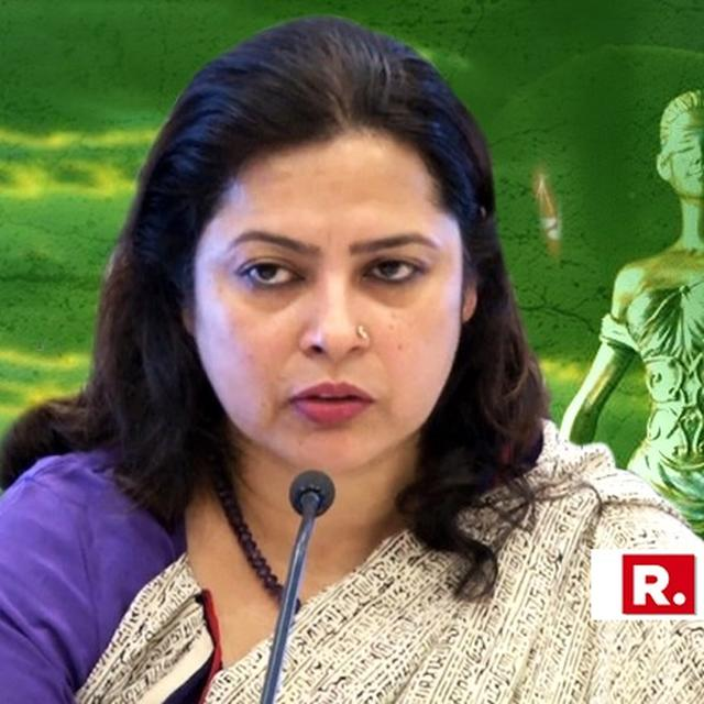 """WATCH: 'GENDER JUSTICE IS NOT HE VERSUS SHE, THESE ISSUES ARE OF HUMAN RIGHTS VIOLATION,"""" SAYS BJP MP MEENAKSHI LEKHI UNDERPINNING TRIPLE TALAQ BILL IN LOK SABHA"""