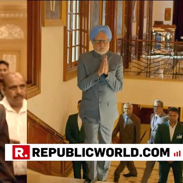 WATCH: WHEN AKSHAYE KHANNA BROKE THE FOURTH WALL IN 'THE ACCIDENTAL PRIME MINISTER' TRAILER, TAKE A LOOK