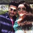 'YOU ALWAYS SHALL BE THE WORLD TO ME' SAYS ARJUN KAPOOR AS HE EXTENDS BIRTHDAY GREETINGS TO SISTER ANSHULA