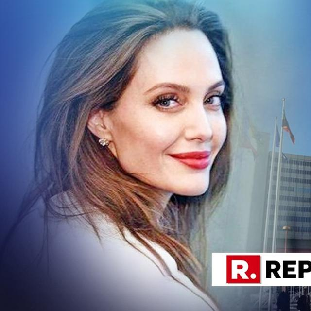 ANGELINA JOLIE DOES NOT RULE OUT MOVE INTO POLITICS