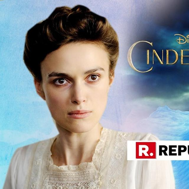 KEIRA KNIGHTLEY REFLECTS AFTER SPARKING DISNEY FILM DEBATE WITH 'CINDRELLA' COMMENTS