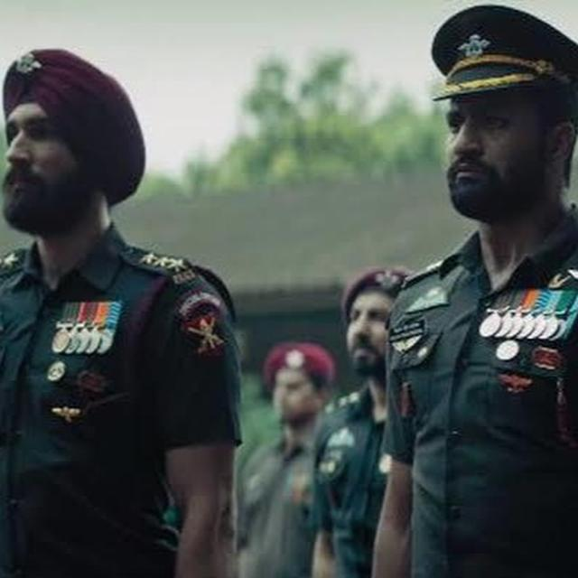 MAKERS OF 'URI: THE SURGICAL STRIKE' REMOVE A DIALOGUE FROM THE FILM'S TRAILER, DETAILS INSIDE