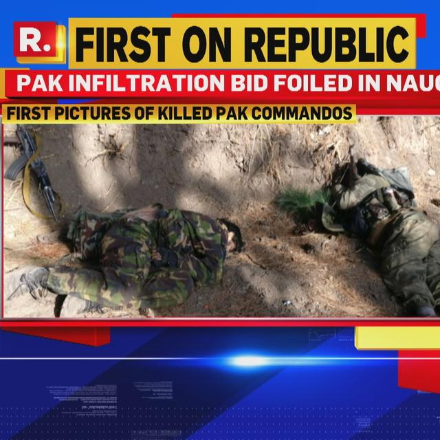 PAKISTAN BAT ACTION FILLED: ARMY USED QUADCOPTERS TO LOCATE ATTACKERS CORPSE