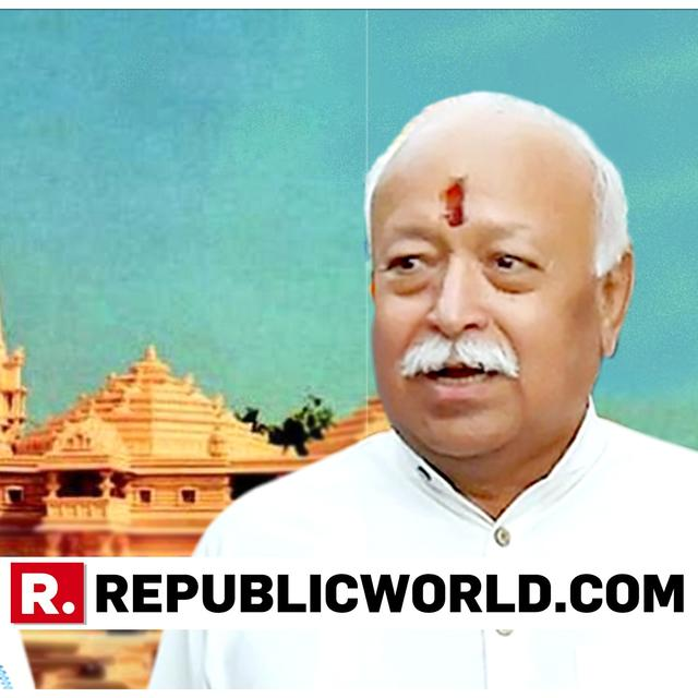 RSS ISSUES STATEMENT ON PM MODI'S AYODHYA REMARKS