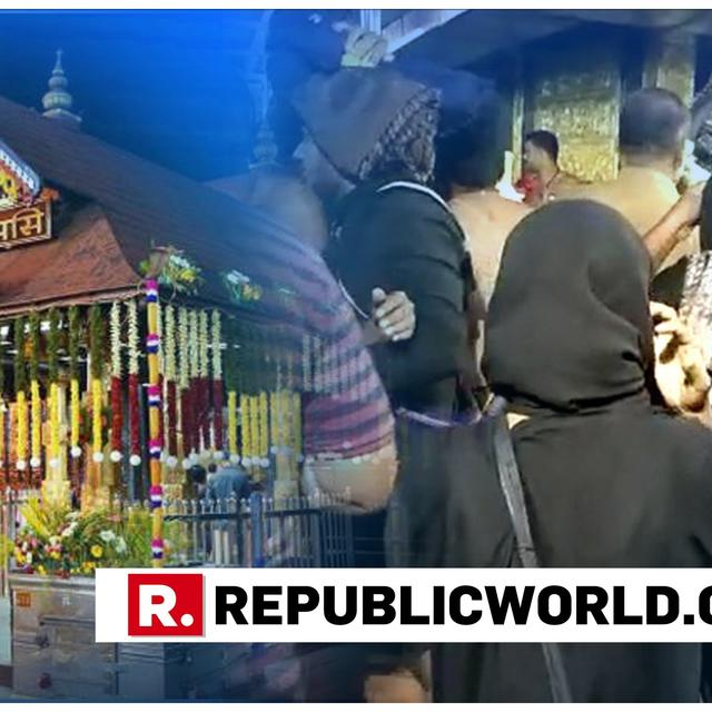 WATCH: WOMAN DEVOTEE BINDU RECOUNTS HOW SHE ENTERED THE SABARIMALA SANCTORUM