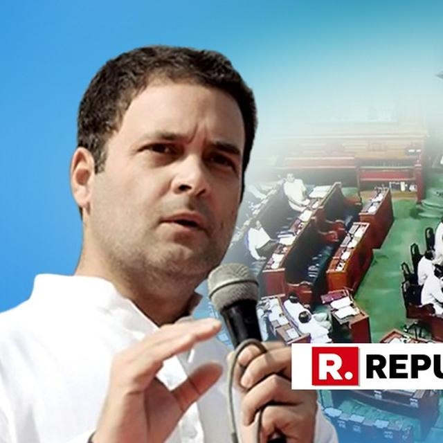 LIVE UPDATES: CONGRESS RELEASES AUDIO TAPE ON RAFALE, RAHUL GANDHI TO BRING UP THE ISSUE IN LOK SABHA