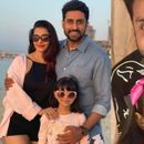 IN PICS | AISHWARYA, AARADHYA AND ABHISHEK BACHCHAN'S NEW YEAR CELEBRATION WAS ALL ABOUT 'HAPPINESS, LOVE AND LIGHT'