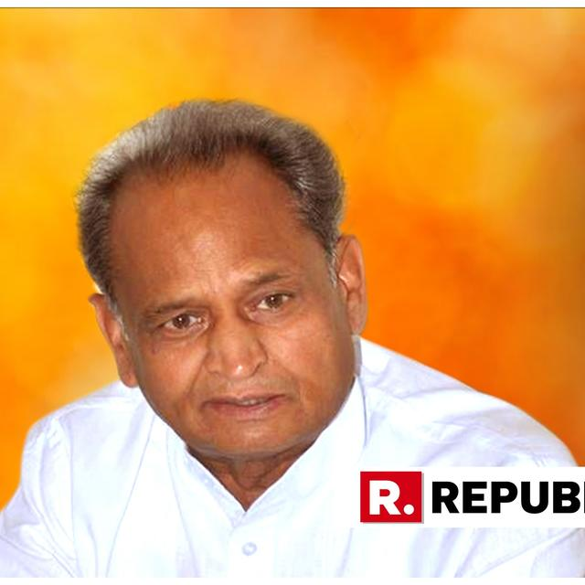 IN HIS FIRST CABINET MEETING AS THE RAJASTHAN CM, ASHOK GEHLOT ORDERS REMOVAL OF DEENDAYAL UPADHYAY'S PHOTOS FROM OFFICIAL DOCUMENTS, LETTER PADS