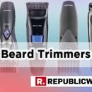 10 Best Beard Trimmers: Beard Trimmers For Men To Get A Sharp And Handsome Look
