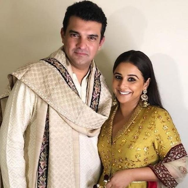WATCH: SIDDHARTH ROY KAPUR'S BIRTHDAY SURPRISE FOR WIFE VIDYA BALAN IS A DREAM COME TRUE FOR THE RETRO LOVER