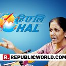 NIRMALA SITHARAMAN LISTS DEFENCE PROJECTS WORTH 1 LAKH CRORE THAT NDA PROCURED FOR HAL