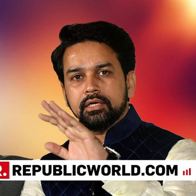 "PM MODI INTERVIEW: ANURAG THAKUR TEARS INTO RAHUL FOR CALLING ANI EDITOR ""PLIABLE"""