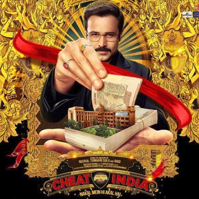 CONFIRMED: EMRAAN HASHMI ANNOUNCES A NEW RELEASE DATE FOR 'CHEAT INDIA'